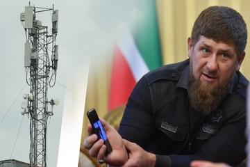 «Интернет не у всех работает»: Кадыров посмеялся над зомбированием с помощью 5G в Чечне