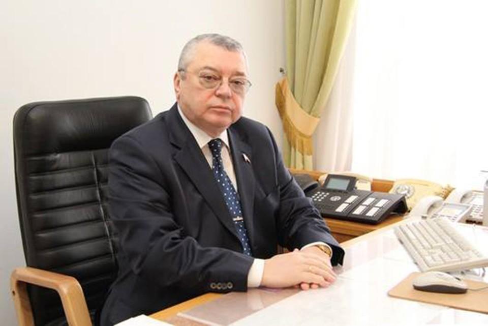 Григорий Иоффе. Фото: официальная страница на Facebook