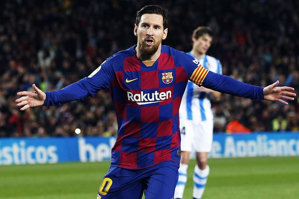 Капитан и форвард «Барселоны» Лионель Месси покинул десятку самых дорогих футболистов