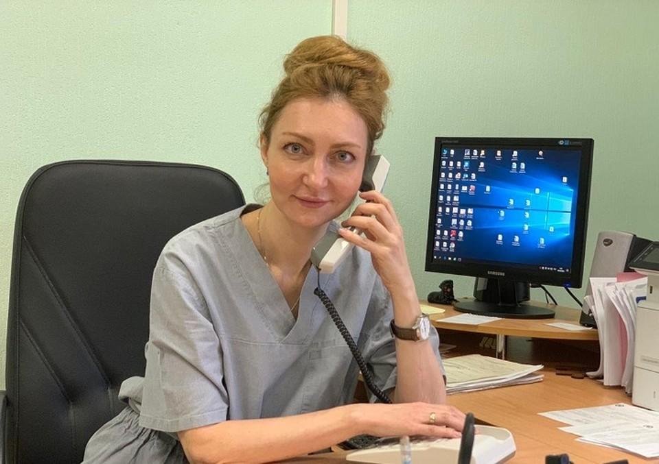Говорим о витаминах с главным внештатным эндокринологом Управления здравоохранения Екатеринбурга Мариной Кочергиной. Фото: предоставлено Мариной Кочергиной
