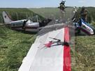 Под Самарой упал самолет ЯК-52: погибли инструктор и молодой курсант