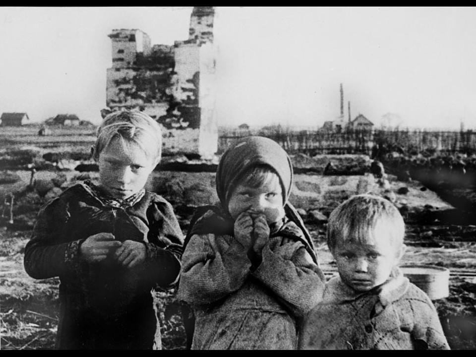 Все рассказы - записи реальных свидетелей войны.