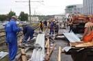 Грозовой шквал обрушился на Барнаул: ветер сорвал крыши и повредил автомобили