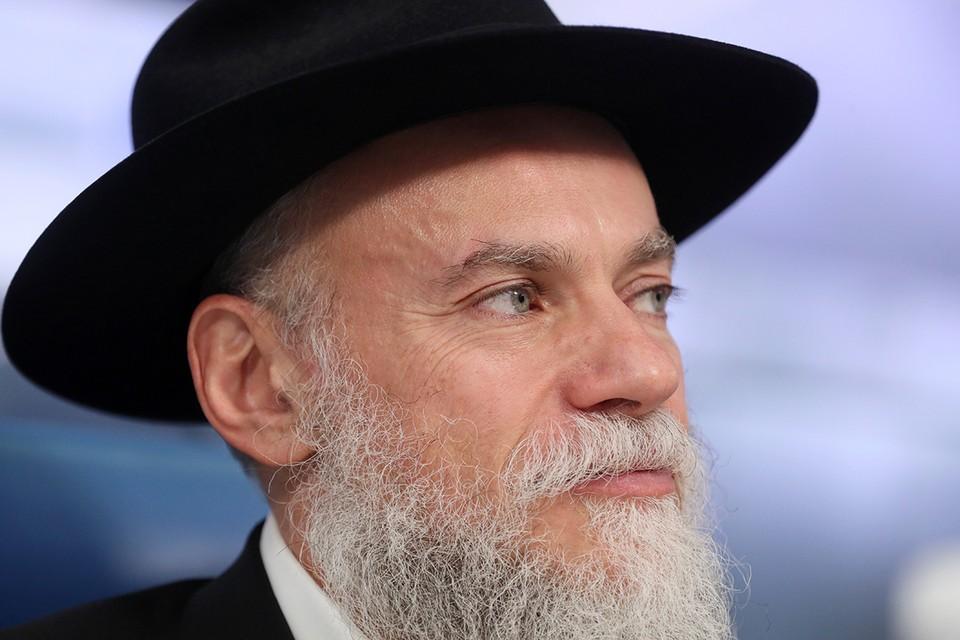 Народ забурлил так, что по поводу объявления высказался Гендиректор Еврейского музея Александр Борода. Фото: Владимир Гердо/ТАСС