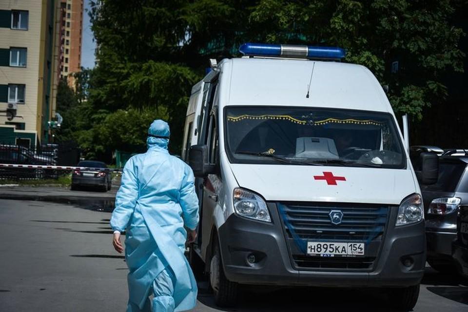 Еще два пациента инфекционного госпиталя умерли от коронавируса.