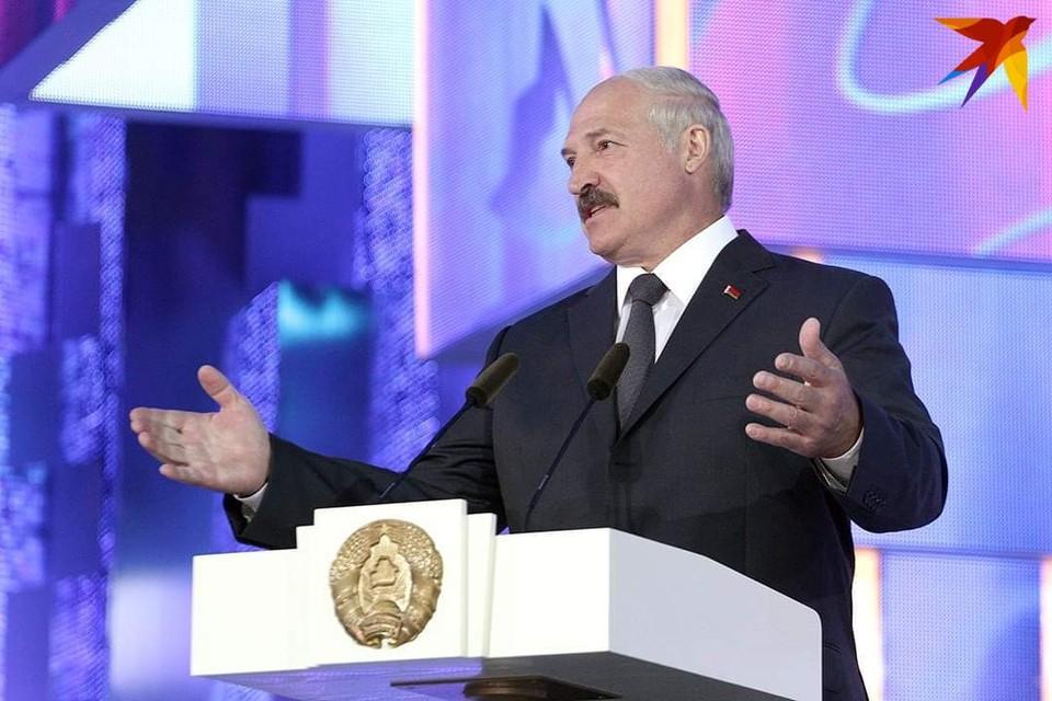 Лукашенко съездил в Гродно.