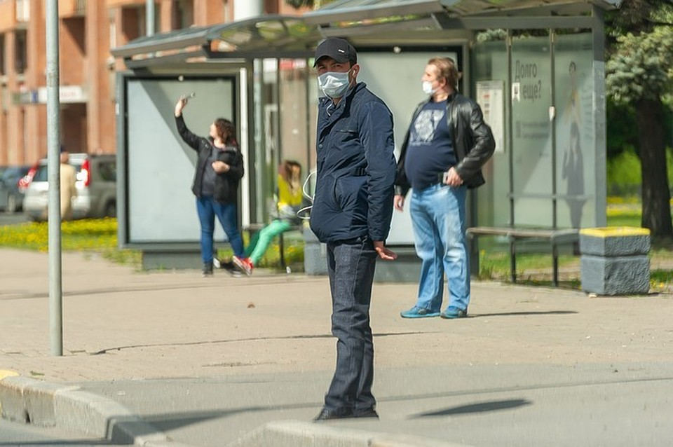 Вторая волна коронавируса в Санкт-Петербурге ожидается осенью