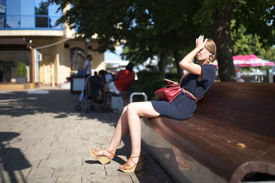 МЧС назвало сроки аномальной жары в регионах России