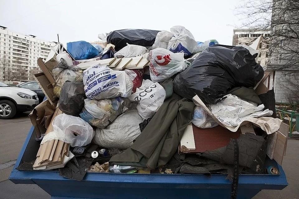 Регоператор долго копил мусор в Печоре