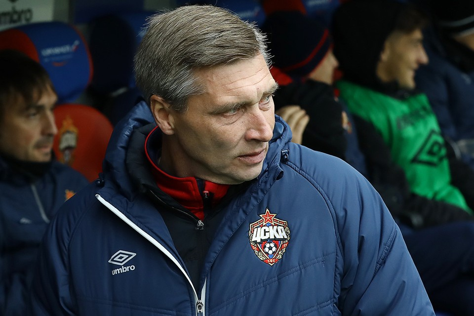 Сергей Овчинников. Фото: Михаил Терещенко/ТАСС