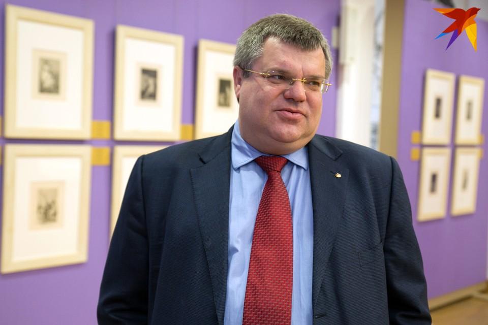 Виктор Бабарико находится в СИЗО КГБ с 18 июня.