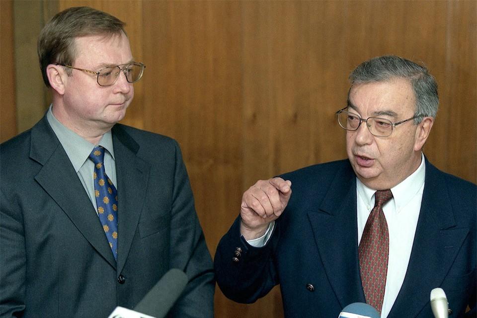 Сергей Степашин: «Если бы Максимыч дольше проработал на посту премьера, СНГ сейчас было бы другим»