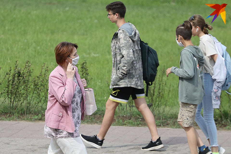Пандемия коронавируса в Беларуси идет а спад?