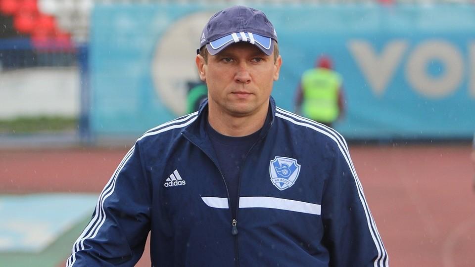 Андрей Талалаев стал главным тренером Крыльев