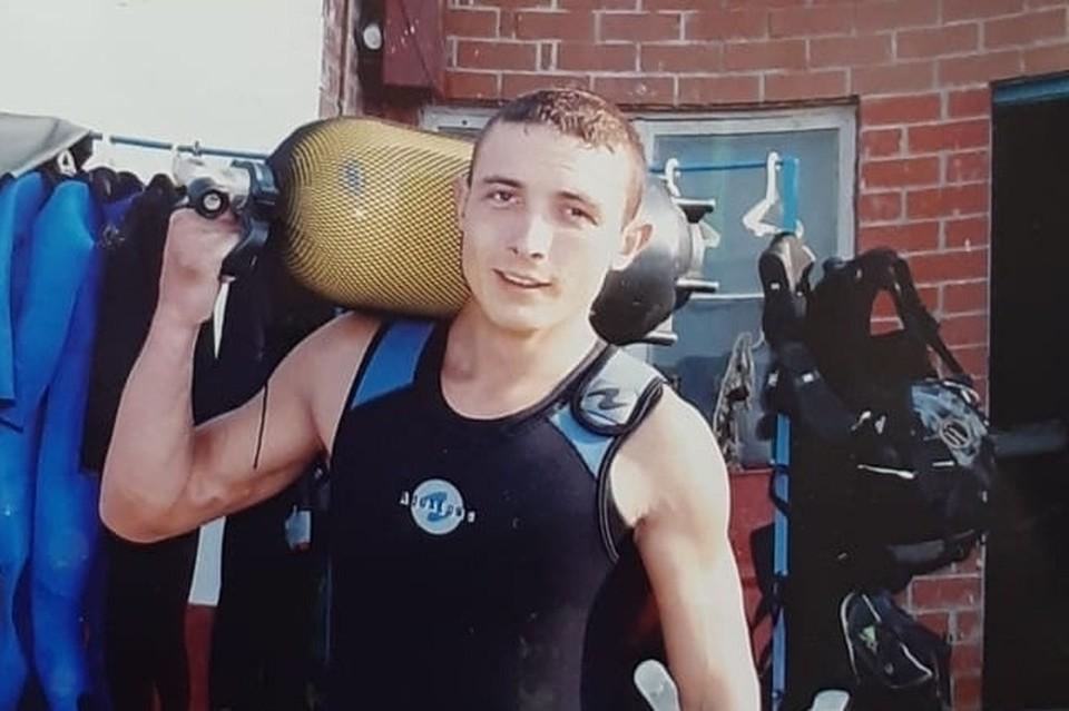 Бдительность Тимура Чки помогла спасти две жизни Фото: vk.com/anapa_dive_dolphin