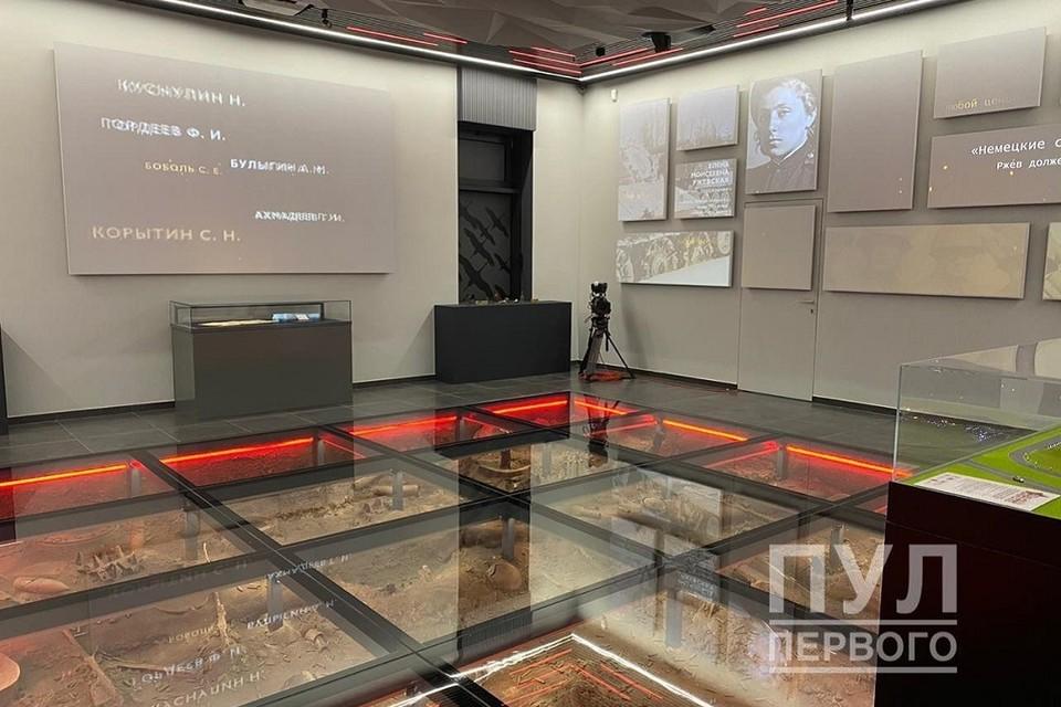 После официального открытия президентами 30 июня, мемориал отдельно откроют для жителей Тверской области - 1 июля. Фото: Telegram «Пул Первого».