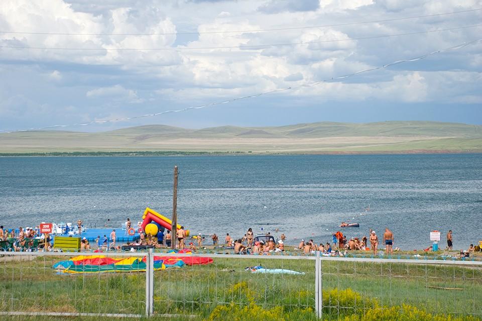 Озера Хакасии идеальны для отдыха летом