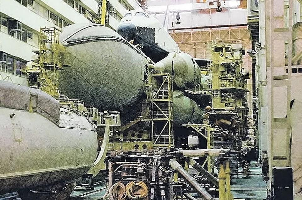 """""""Ангара"""" - семейство российских ракет-носителей от легкого до тяжелого классов"""