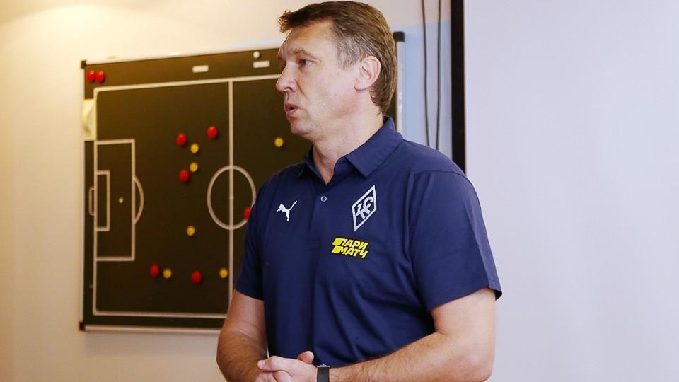 """Андрей Талалаев уверен, что """"Крыльям"""" по силам исправить сложную ситуацию"""