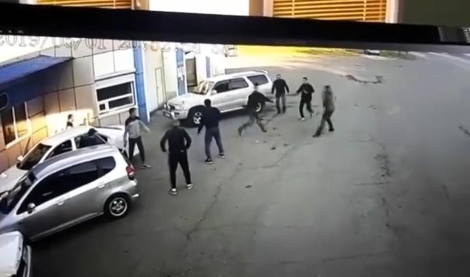 Разборка поплана видео. Фото: следственный комитет Приморского края