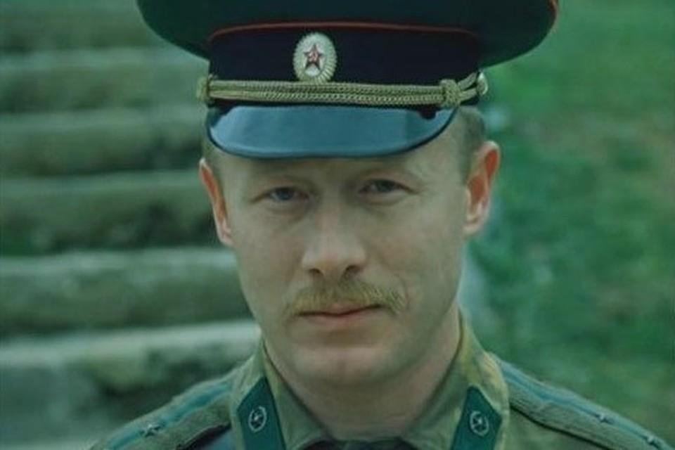 Виктор Проскурин. Фото: кадр из фильма