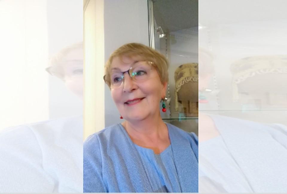 Ольга Михайловна Иванова более 20 лет проработала бок о бок с осужденным математиком. Фото из личного архива