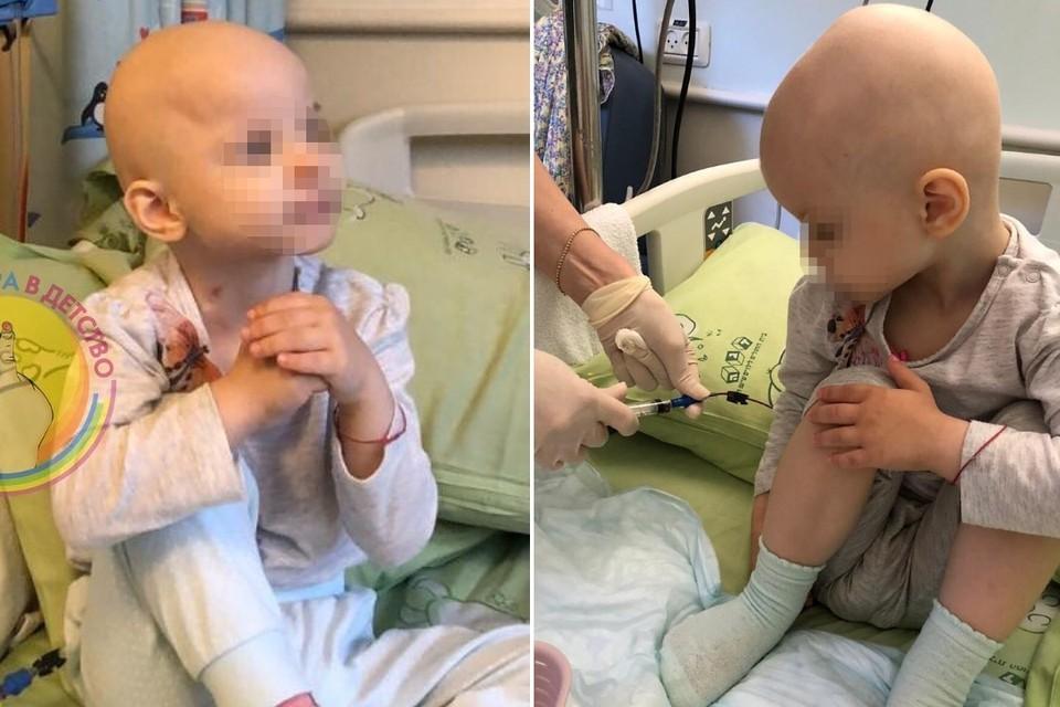 У Алины Исраиловой последняя, четвертая стадия рака