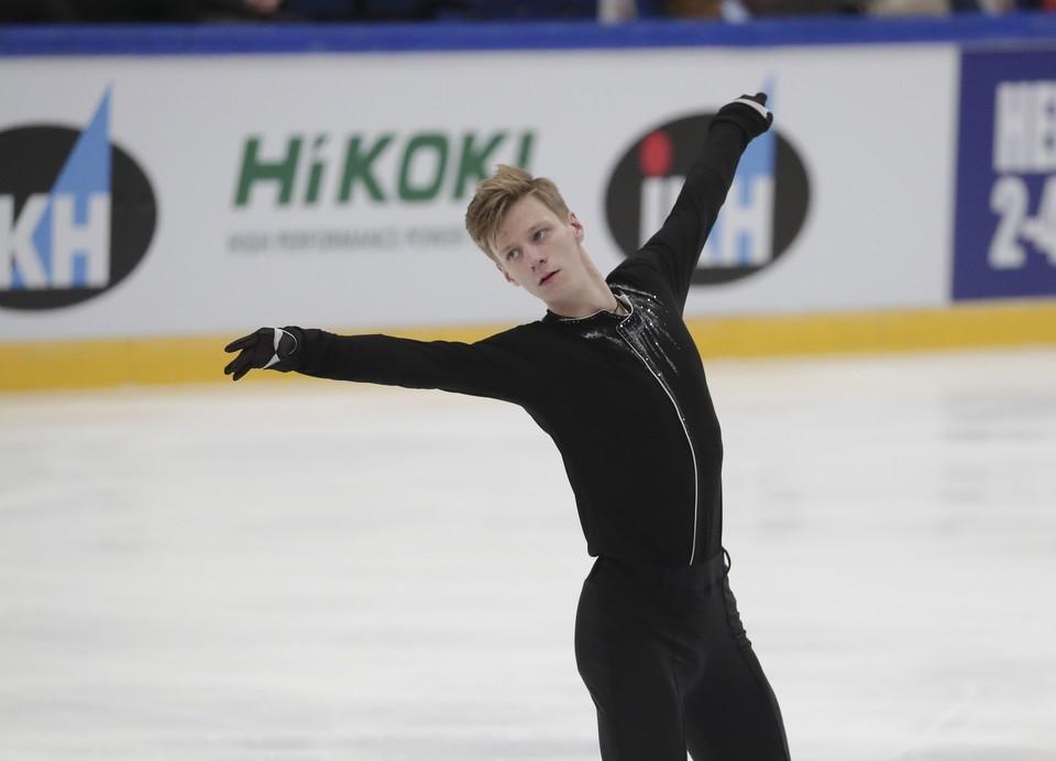 Алексей Ерохов.