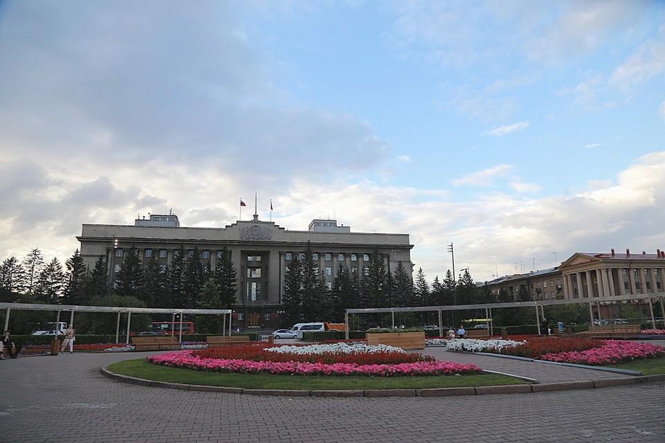 ремонт здания правительства