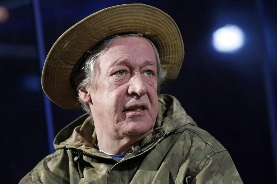 Ефремов заявил о невиновности в совершении ДТП.Фото: Артем Геодакян/ТАСС