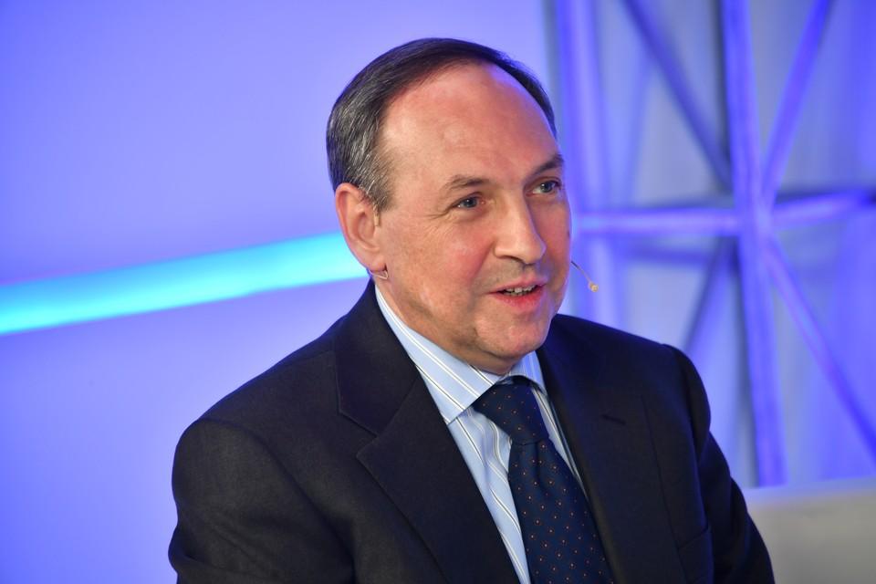 Президент Фонда «Русский мир» и глава Комитета Госдумы по науке и образованию Вячеслав Никонов
