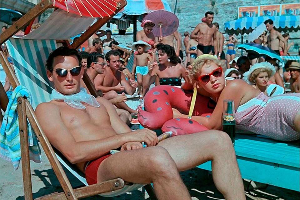 Вспоминаем, каким был летний отдых в СССР.