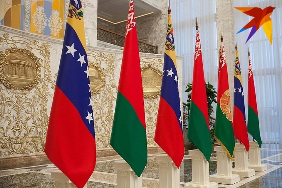 Белорусский президент намерен продолжать сотрудничество с Венесуэлой.