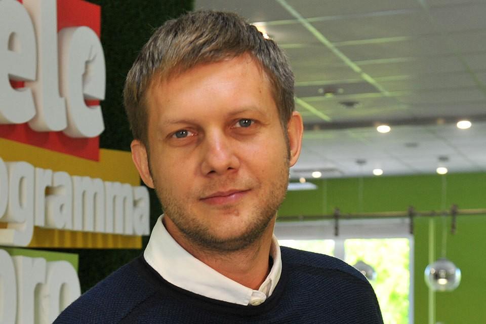 Телеведущий Борис Корчевников