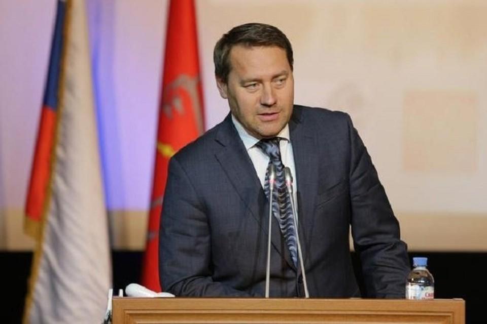 Александр Бельский может стать новым вице-губернатором Петербурга. Фото: пресс-служба администрации Курортного района.