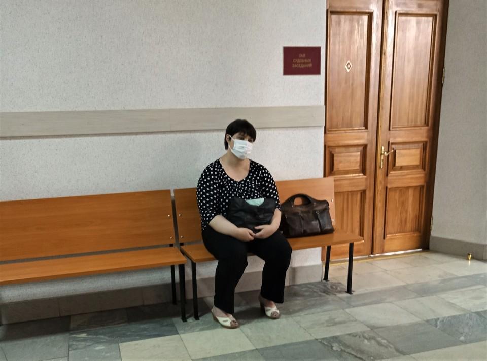 Наталья Канабеева сообщила суду, что не будет давать показания, потому что ей слишком тяжело