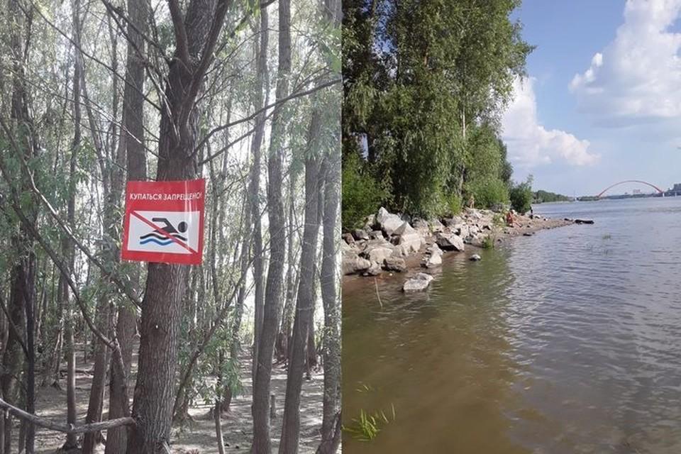 Днем, 7 июля, на реке Обь трое сибиряков бросились спасать тонущую 12-летнюю девочку.