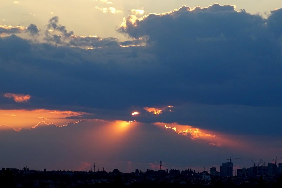 МЧС предупреждает: в Липецке и области испортится погода