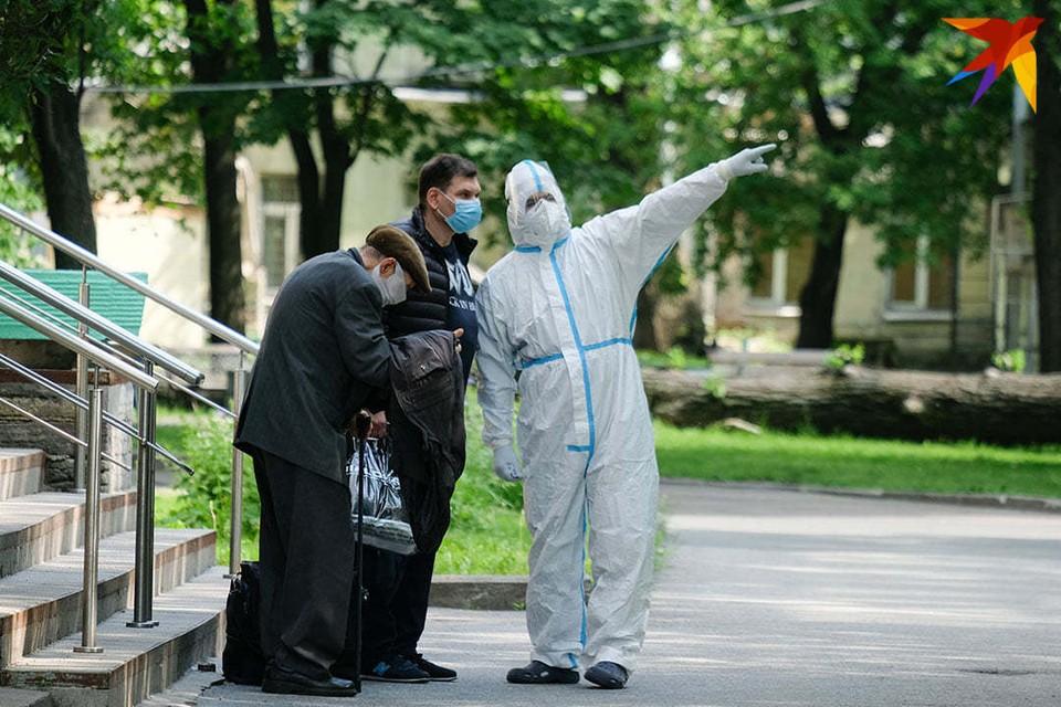 Минздрав Беларуси сообщил о новых случаях инфицирования коронавирусом.