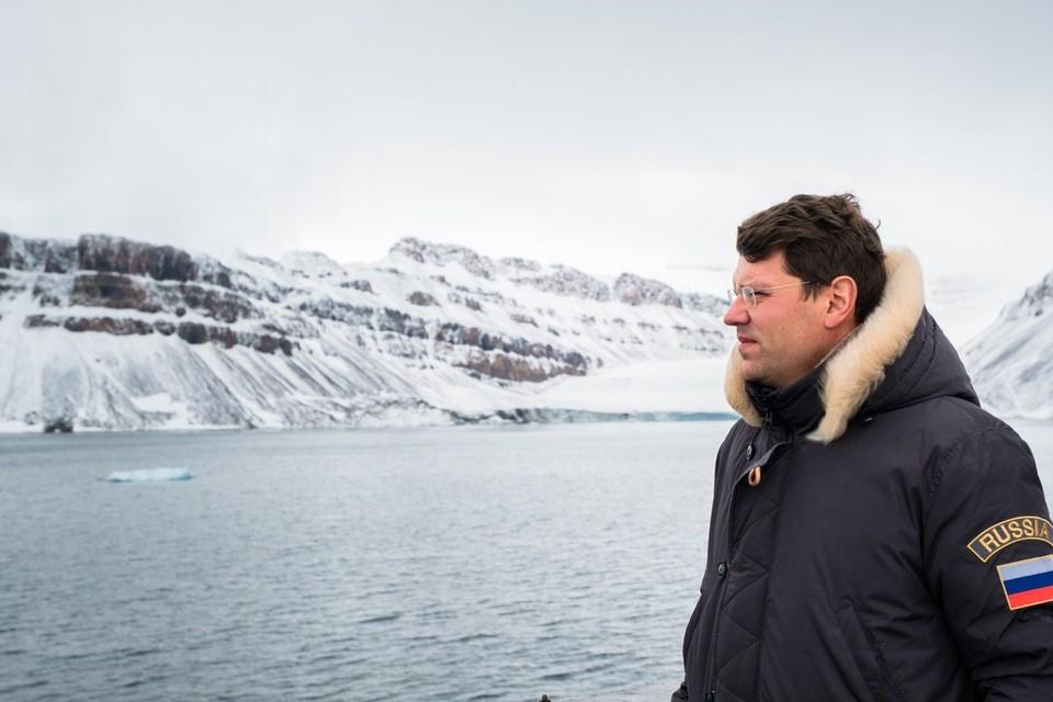 Арктика - стратегический ресурс развития России. Фото: Анастасия Барей