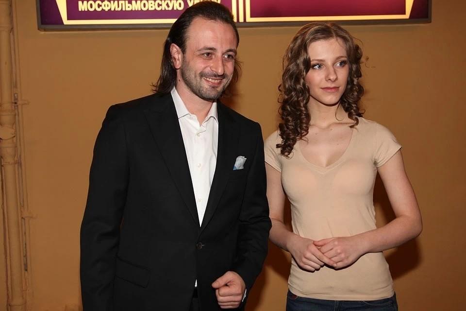 Илья Авербух и Лиза Арзамсова перестали скрывать отношения