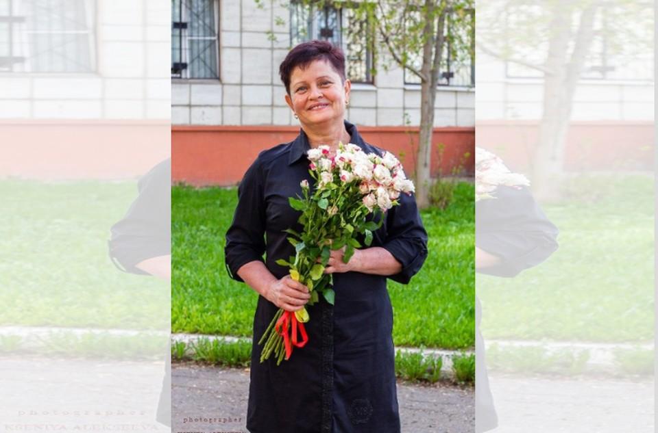 Надежда Михайловна Белоглазова уже 40 лет в профессии. Фото: Ксения Алексеева.