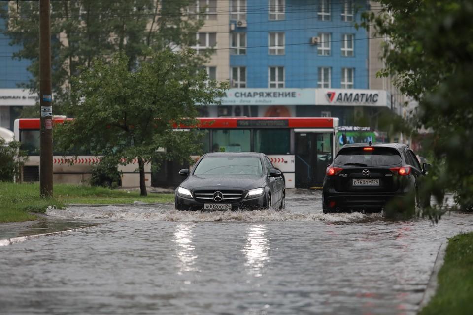 Потоп на Авиаторов