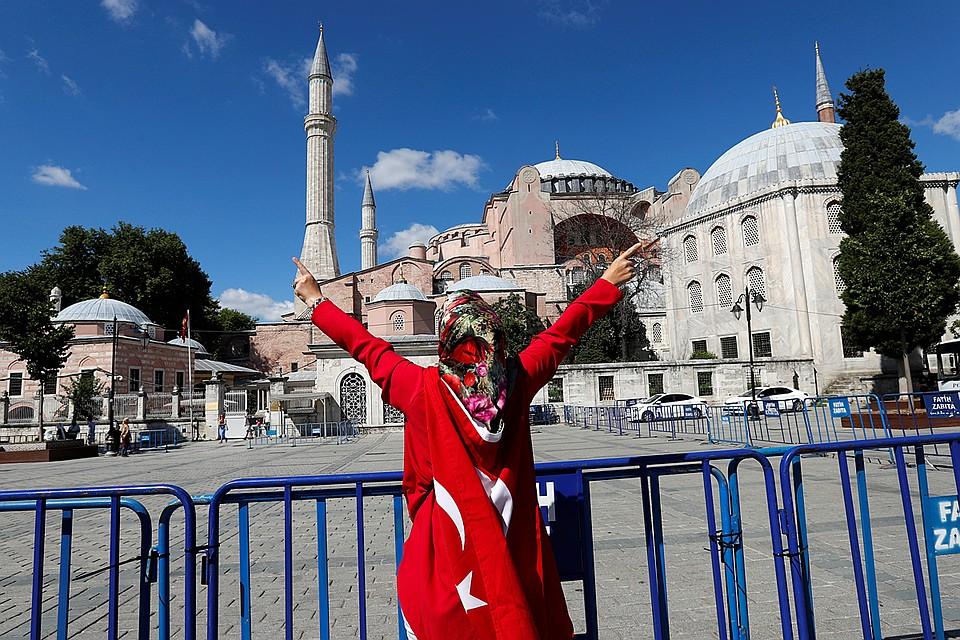 Святая София разрушит новую турецкую империю Эрдогана
