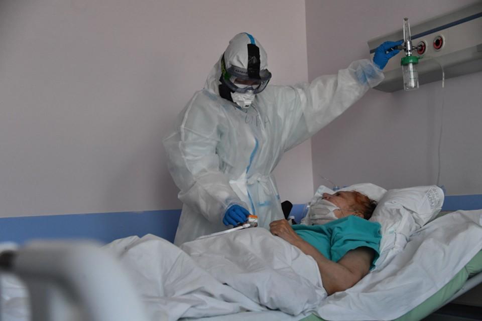 За минувшие сутки выявили 60 новых случаев заражения COVID-19