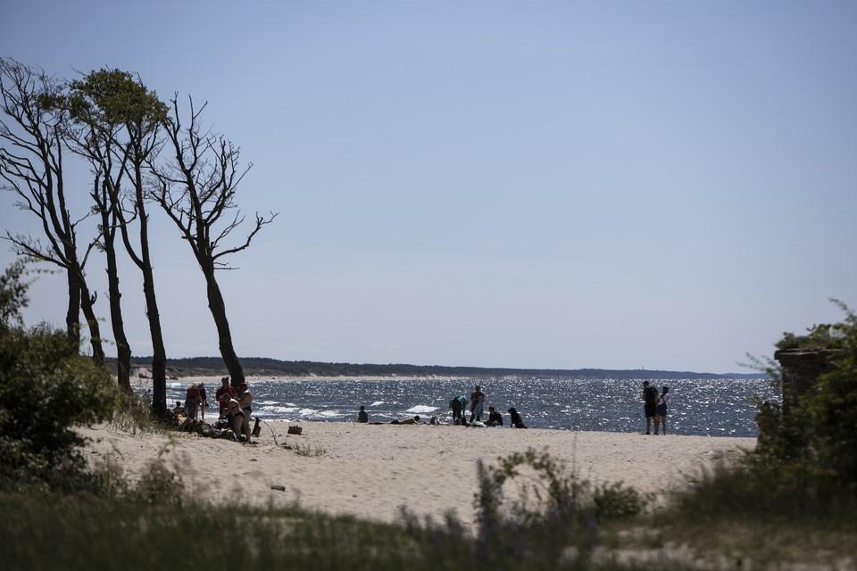 Течения у берегов косы по-прежнему таят смертельную опасность.