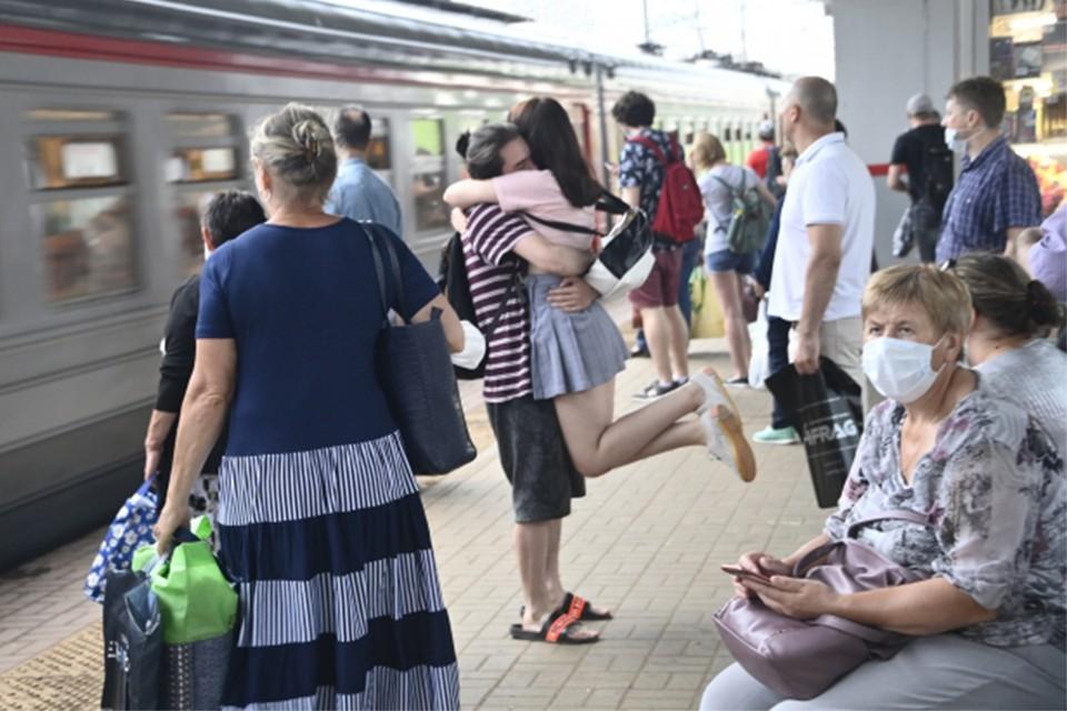 Билет на поезд дальнего следования стал дороже на 10,7%