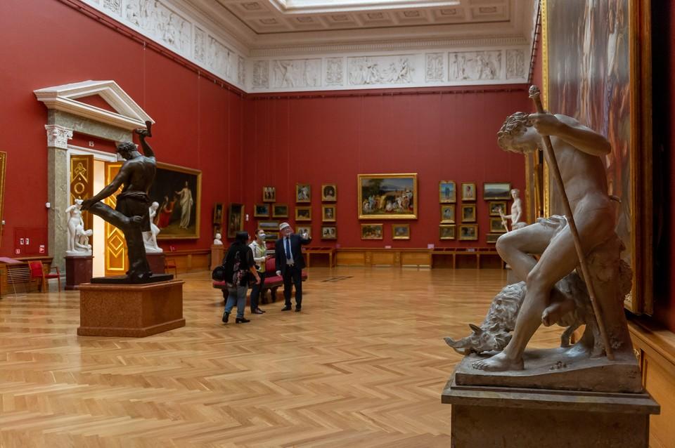 Русский музей готов встречать посетителей