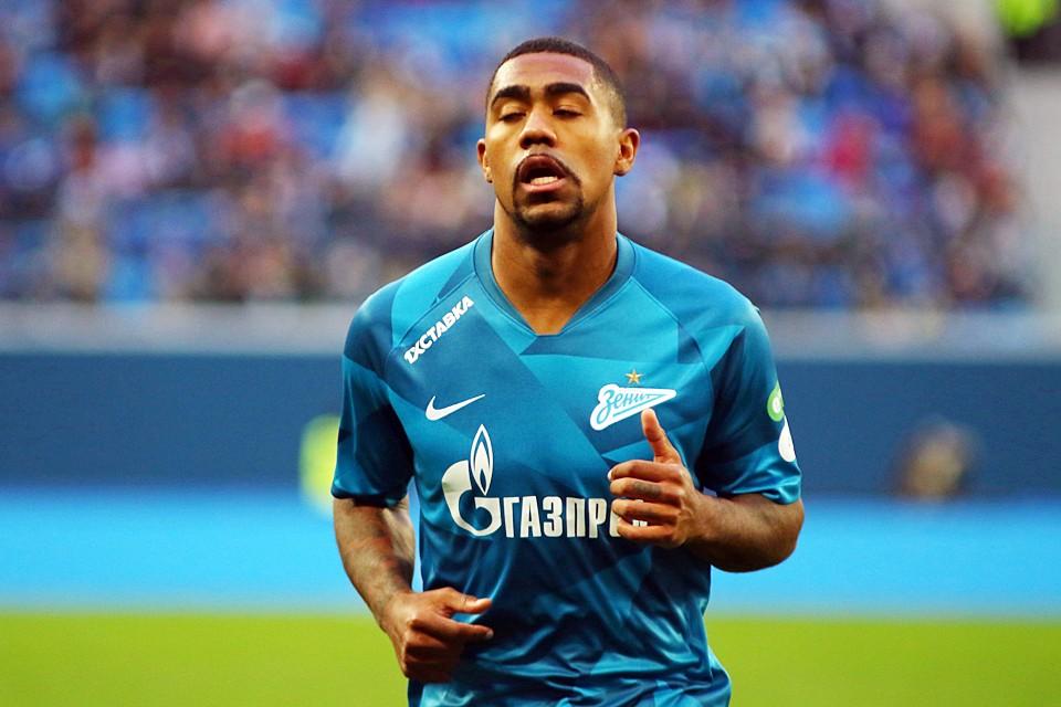 В Санкт-Петербурге играет самый высокооплачиваемый футболист Российской Премьер-лиги – Малком