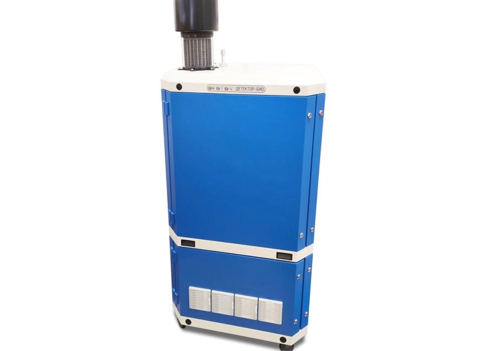 В Ростехе создали прибор, выявляющий коронавирус в воздухе. Фото: архив Ростех